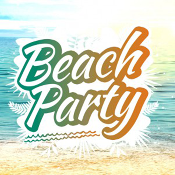 MusiconMenuBeachParty